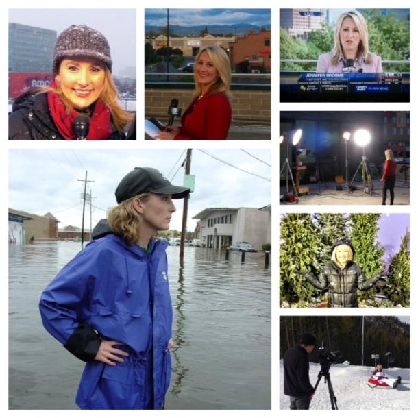 Meteorologist-collage