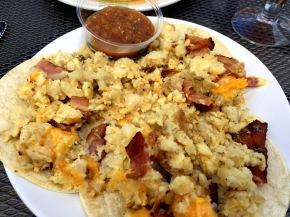 Breakfast Tacos inBreck