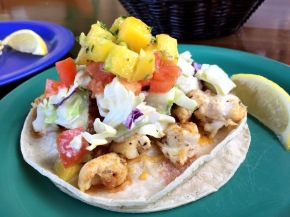 Coconut's Fish Tacos