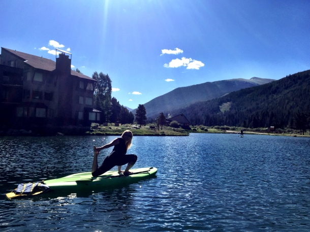 Keystone Paddleboard
