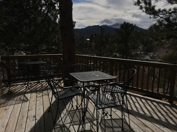 cabin park rentals pinyon main lodging central cabins estes in vacation