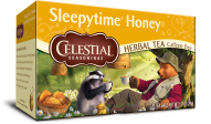Courtesy: Celestial Seasonings, Burt's Bees