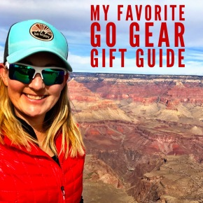 My Favorite Go Gear Gift Guide