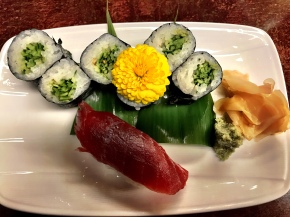 Yes, Sushi is Better inJapan