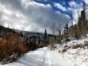 On the Trails at Snow MountainRanch