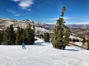 Spring Skiing Bliss inUtah
