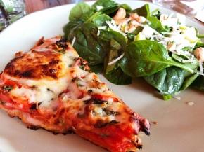 Tomato Pie at the KitchenSync