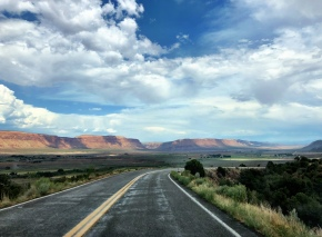 The Road Less Traveled From Moab toTelluride