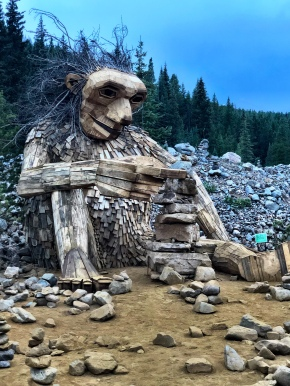 See a Troll in Breckenridge